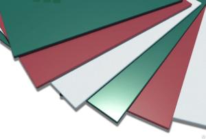 Гладкий лист, полиэстер матовый стальной бархат, толщина 0,5 мм