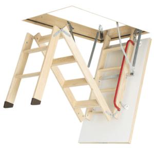 Утепленная чердачная лестница LWK komfort/plus (Fakro)